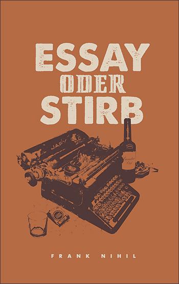 Cover – Essay oder Stirb