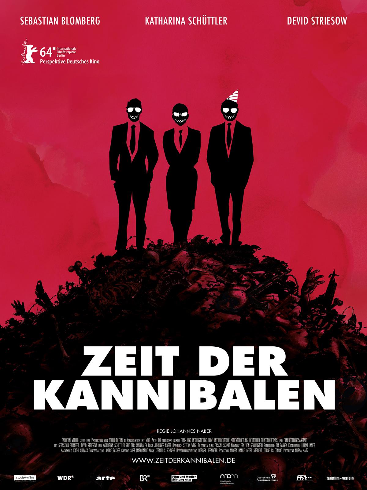 Cover – Zeit der Kannibalen